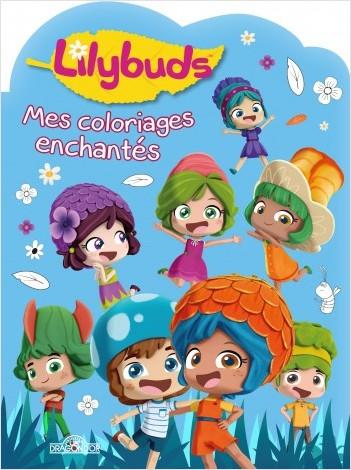 Lilybuds - Mes coloriages enchantés