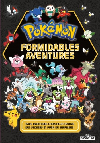 Pokemon Formidables Aventures Lisez