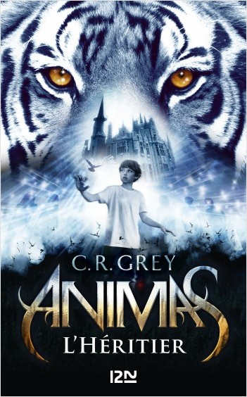Animas - tome 01 : L'Héritier