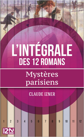 Intégrale - Mystères parisiens