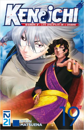 Ken-ichi, saison 2 : Le disciple de l'ombre- tome 19