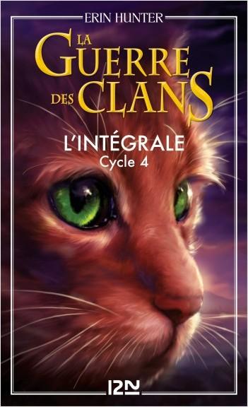 La guerre des clans - cycle 4 intégrale