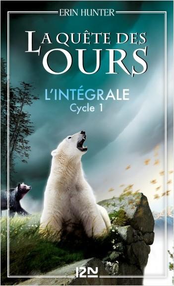 La quête des ours - cycle 1 intégrale