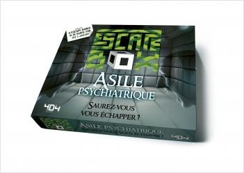 Escape Box Asile psychiatrique